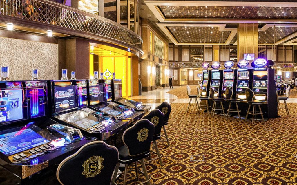 казино собрание игры