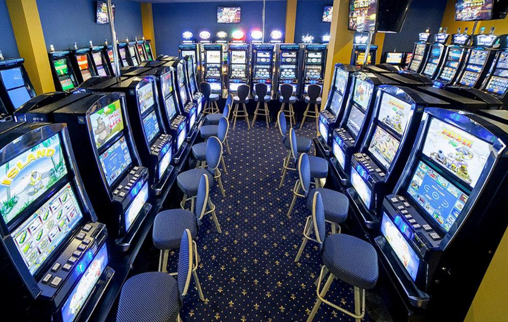 игровые автоматы легально