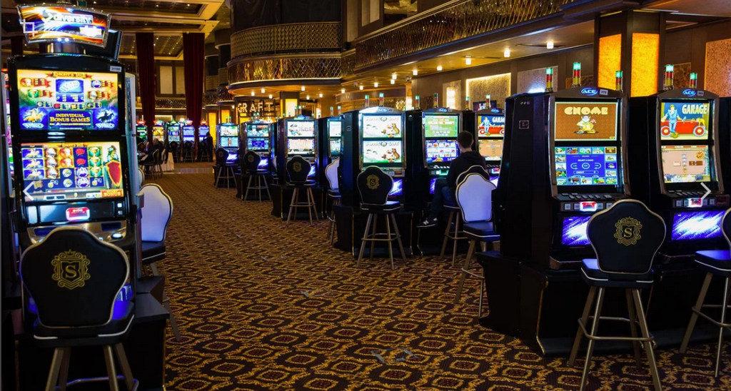 казино собрание фото