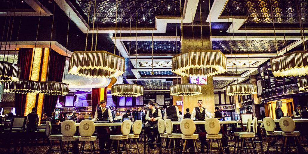 казино собрание куликово