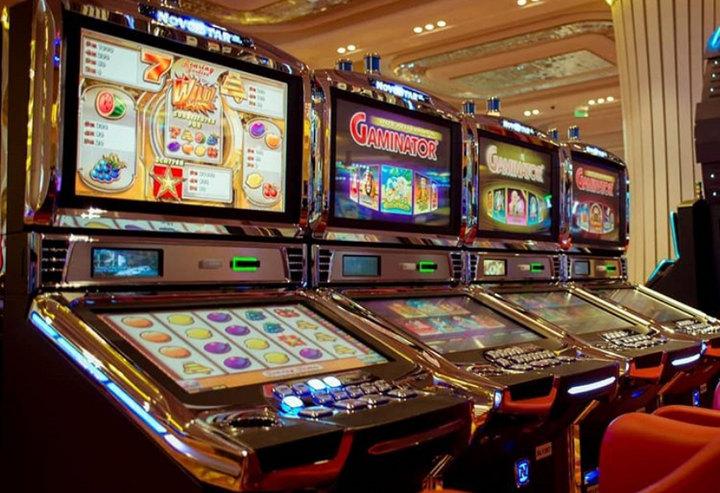 Игровые автоматы Игровая зона Приморье