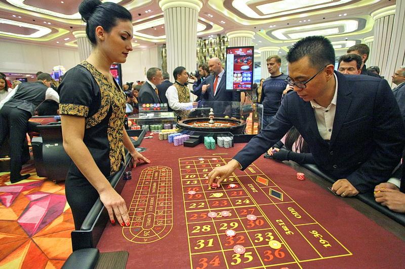 tigre de cristall казино игры
