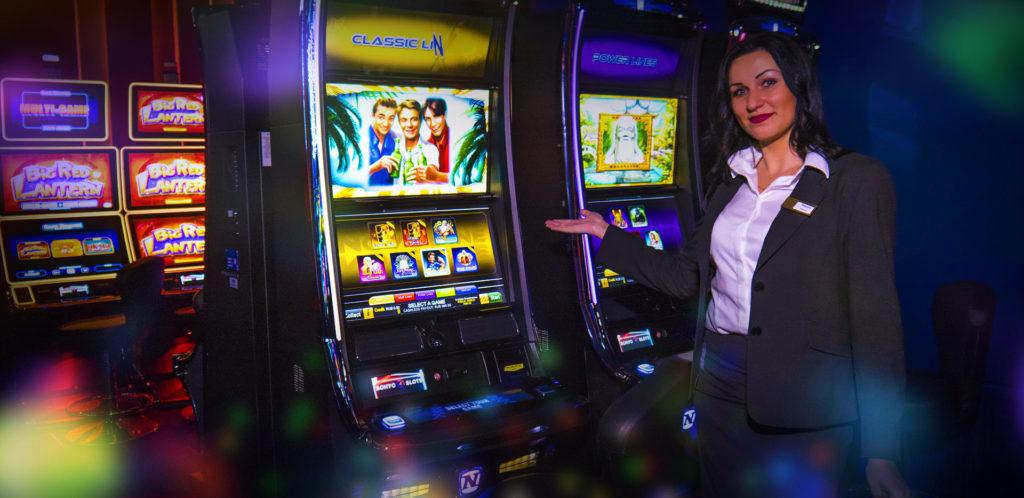 Игровые автоматы Bonus Slots