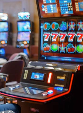 выигрыш в казино на слоте