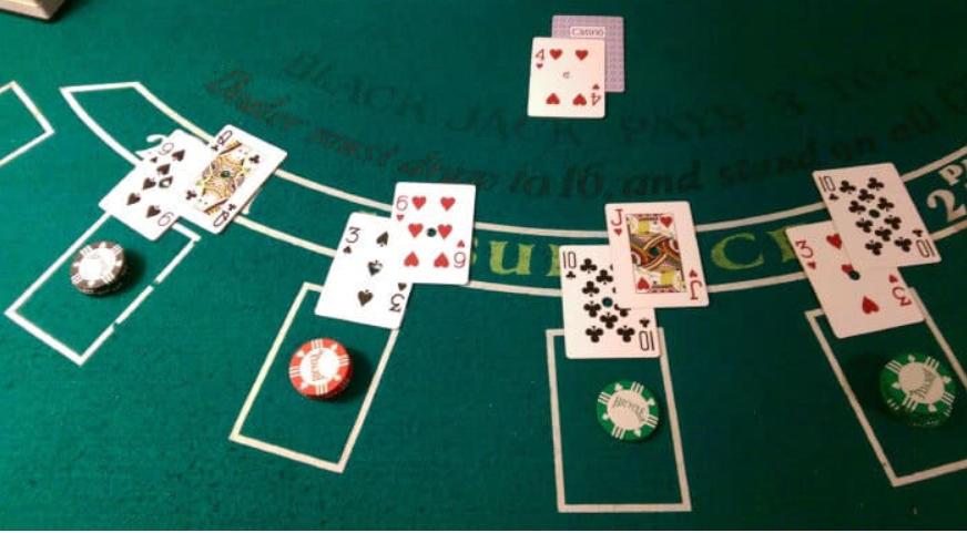 Сдача карт в блэк джек