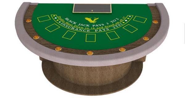 Стол для игры блэкджек