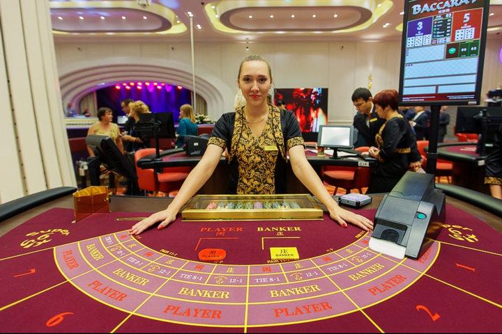 Baccara в казино
